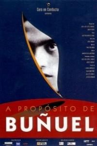 Caratula, cartel, poster o portada de A propósito de Buñuel