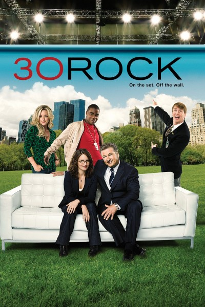 Caratula, cartel, poster o portada de Rockefeller Plaza (30 Rock)