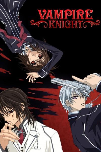 Caratula, cartel, poster o portada de Vampire Knight