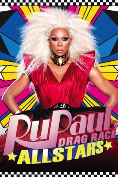 Caratula, cartel, poster o portada de RuPaul: Reinas del drag: All Stars