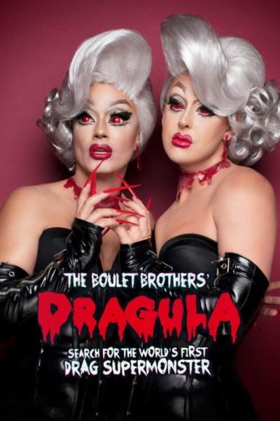 Caratula, cartel, poster o portada de The Boulet Brothers\' Dragula