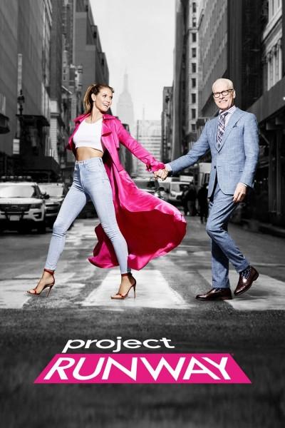 Caratula, cartel, poster o portada de Project Runway