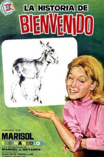Caratula, cartel, poster o portada de La historia de Bienvenido
