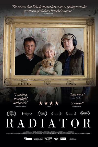 Caratula, cartel, poster o portada de Radiator