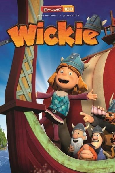 Caratula, cartel, poster o portada de Vicky el Vikingo