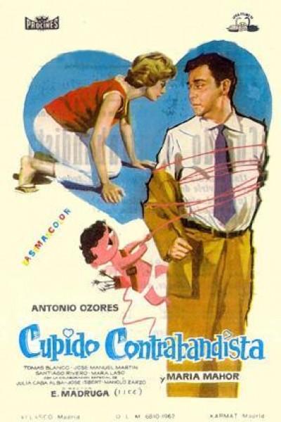 Caratula, cartel, poster o portada de Cupido contrabandista