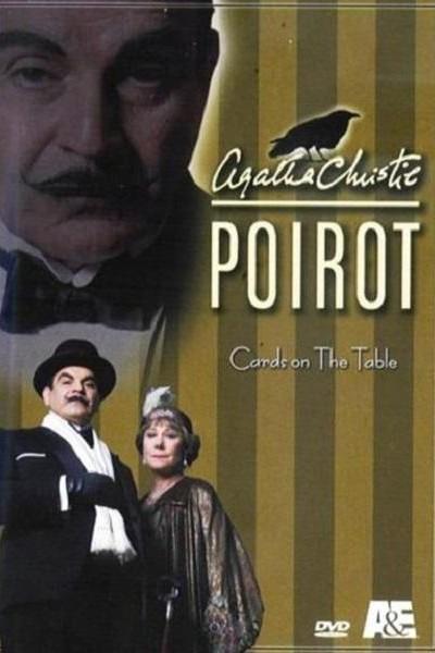Caratula, cartel, poster o portada de Agatha Christie: Poirot - Cartas sobre la mesa