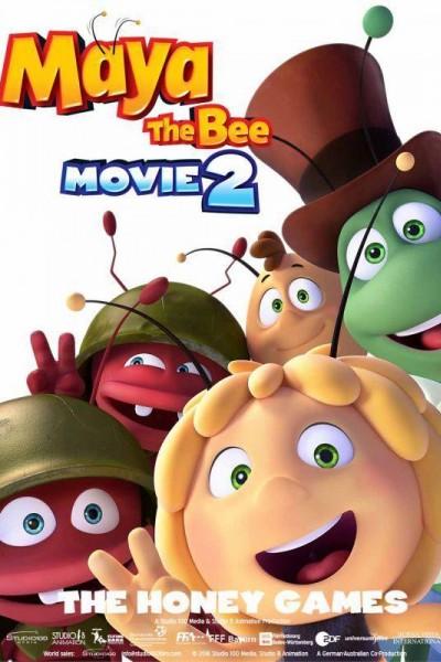 Caratula, cartel, poster o portada de La abeja Maya: Los juegos de la miel