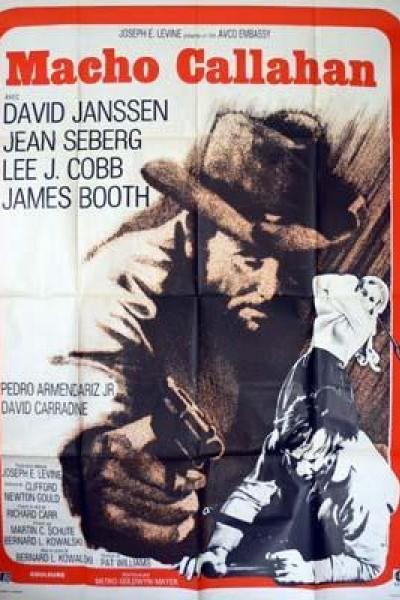 Caratula, cartel, poster o portada de Macho Callahan