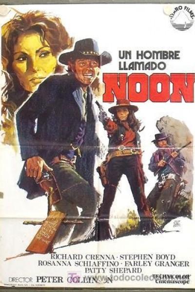 Caratula, cartel, poster o portada de Un hombre llamado Noon