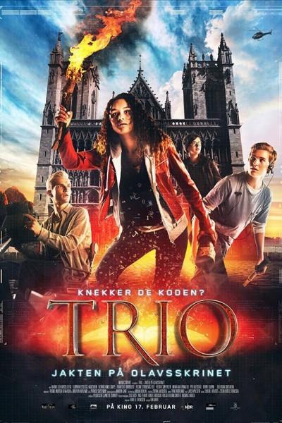 Caratula, cartel, poster o portada de Trío. La búsqueda del Santuario Sagrado