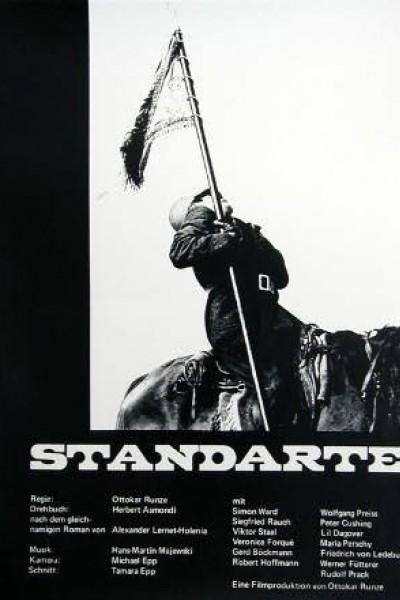 Caratula, cartel, poster o portada de La última bandera