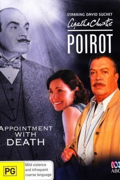 Caratula, cartel, poster o portada de Agatha Christie: Poirot - Cita con la muerte