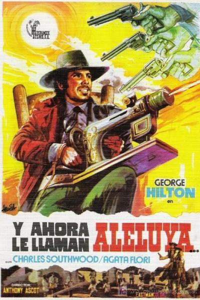 Caratula, cartel, poster o portada de Y ahora le llaman Aleluya
