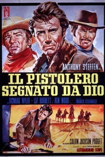 Caratula, cartel, poster o portada de El pistolero que odiaba la muerte