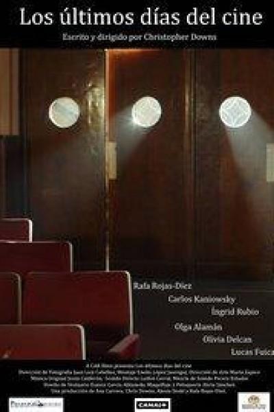 Caratula, cartel, poster o portada de Los últimos días del cine