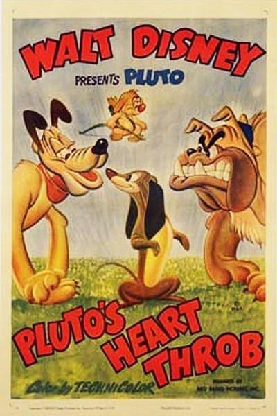 Caratula, cartel, poster o portada de Pluto\'s Heart Throb