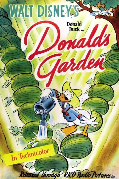 Caratula, cartel, poster o portada de El jardín de Donald