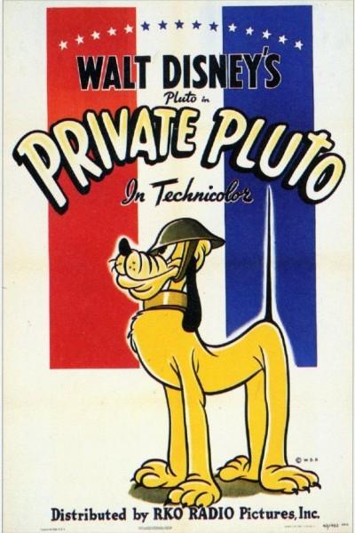 Caratula, cartel, poster o portada de Soldado Pluto
