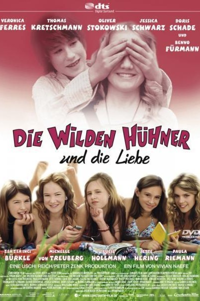 Caratula, cartel, poster o portada de Wild Chicks in Love