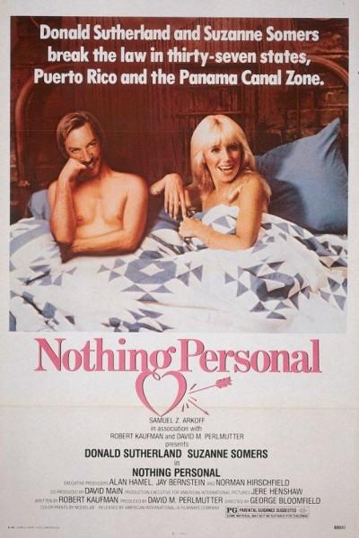 Caratula, cartel, poster o portada de Nada personal
