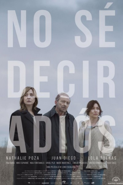 Caratula, cartel, poster o portada de No sé decir adiós