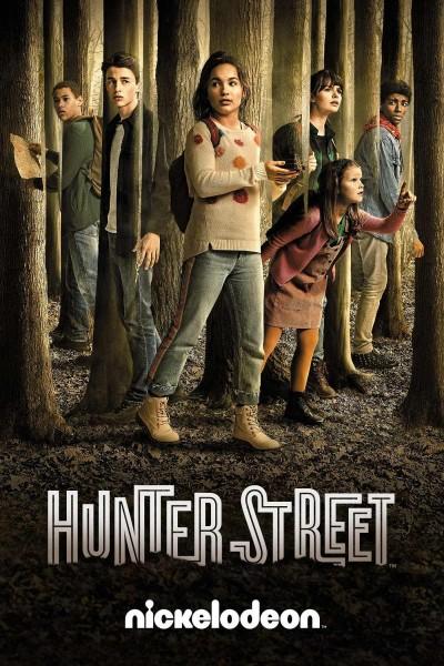 Caratula, cartel, poster o portada de El misterio de los Hunter