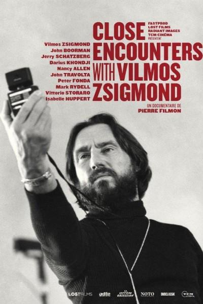Caratula, cartel, poster o portada de Encuentros con Vilmos Zsigmond