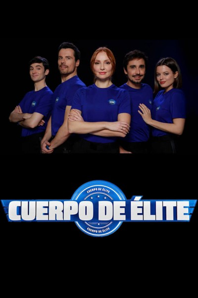 Caratula, cartel, poster o portada de Cuerpo de élite