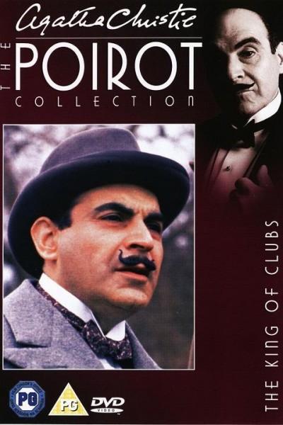 Caratula, cartel, poster o portada de Agatha Christie: Poirot - El rey de trébol