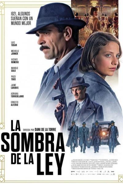 Caratula, cartel, poster o portada de La sombra de la ley
