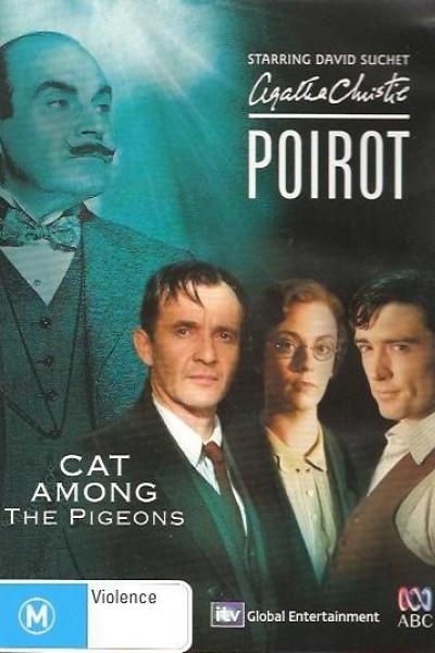 Caratula, cartel, poster o portada de Agatha Christie: Poirot - Un gato en el palomar