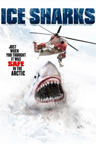 Caratula, cartel, poster o portada de Tiburones de hielo