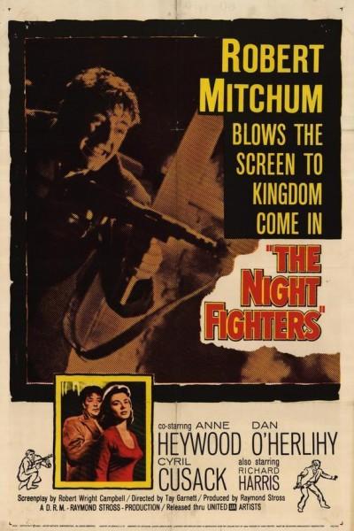 Caratula, cartel, poster o portada de The Night Fighters