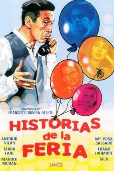 Caratula, cartel, poster o portada de Historias de la feria