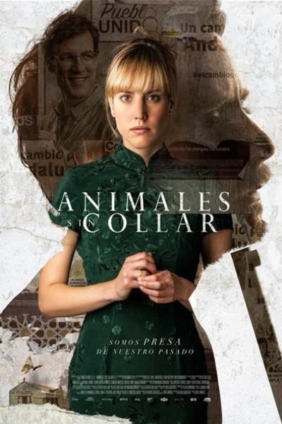Caratula, cartel, poster o portada de Animales sin collar
