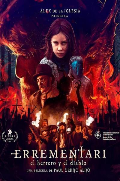 Caratula, cartel, poster o portada de Errementari (El herrero y el diablo)