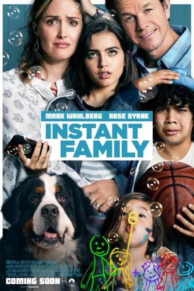 Caratula, cartel, poster o portada de Familia al instante