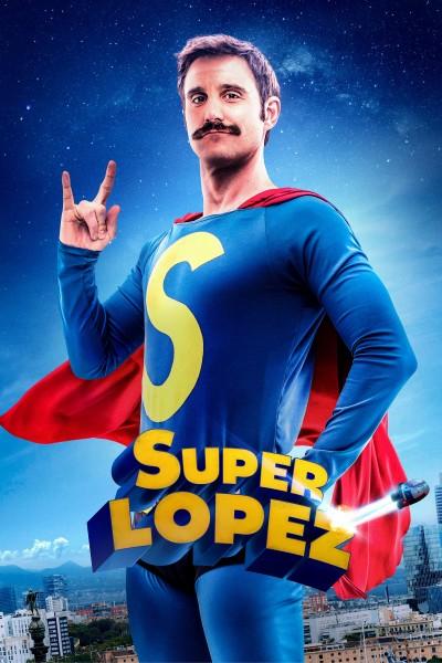 Caratula, cartel, poster o portada de Superlópez