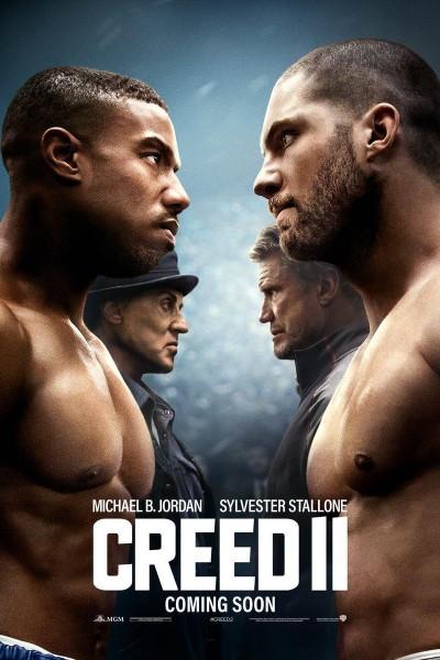 Caratula, cartel, poster o portada de Creed II: La leyenda de Rocky
