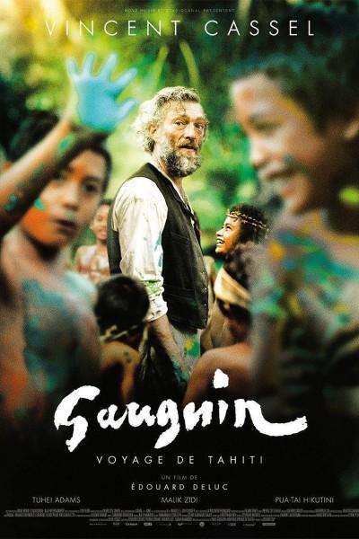 Caratula, cartel, poster o portada de Gauguin, viaje a Tahití
