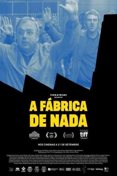 Caratula, cartel, poster o portada de La fábrica de nada