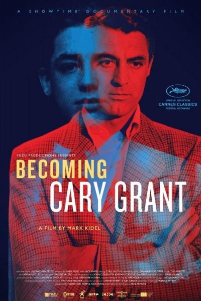 Caratula, cartel, poster o portada de El verdadero Cary Grant
