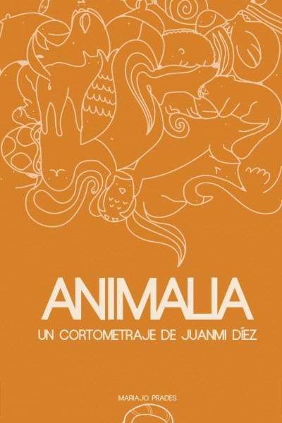 Caratula, cartel, poster o portada de Animalia