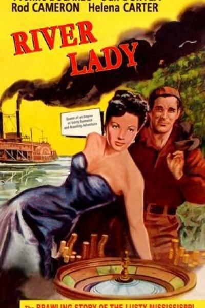 Caratula, cartel, poster o portada de Río abajo (La reina del río)