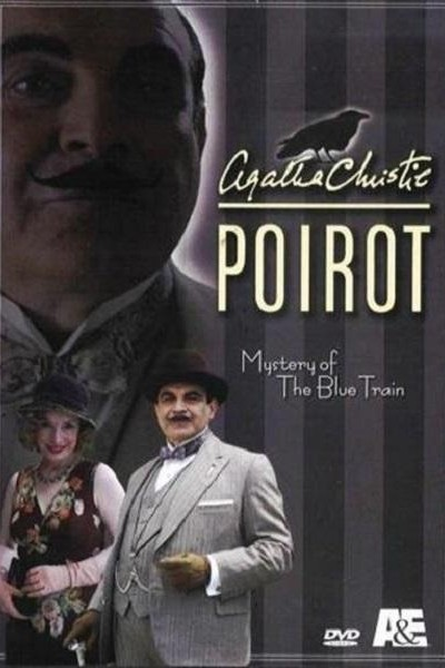 Caratula, cartel, poster o portada de Agatha Christie: Poirot - El misterio del Tren Azul
