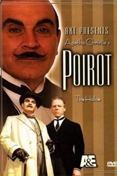 Caratula, cartel, poster o portada de Agatha Christie: Poirot - Sangre en la piscina