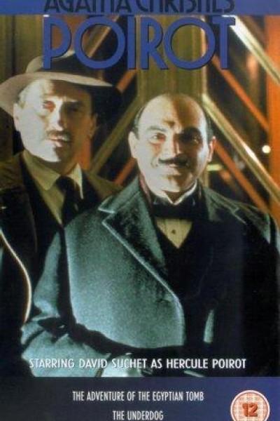 Caratula, cartel, poster o portada de Agatha Christie: Poirot - La aventura de la tumba egipcia