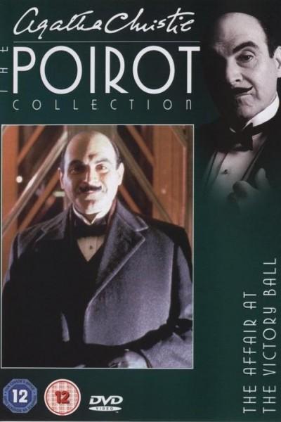 Caratula, cartel, poster o portada de Agatha Christie: Poirot - El caso del baile de la victoria