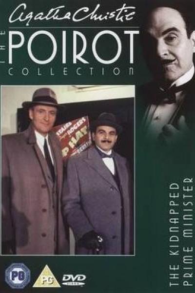 Caratula, cartel, poster o portada de Agatha Christie: Poirot - El rapto del primer ministro